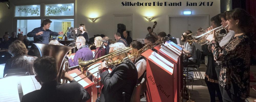 Slide01 – Velkommen til Silkeborg Bigband